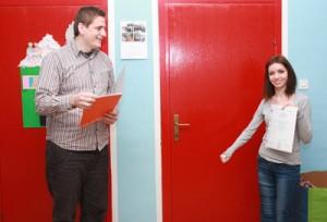 Podjela ECDL diploma u Petrinji