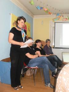 Samira Spoja, predsjednica Udruge