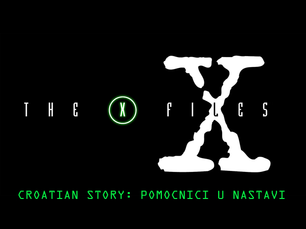 X-Files Croatian Story
