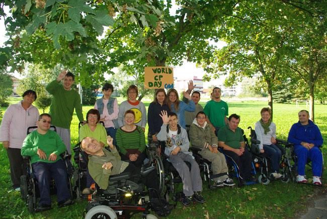 Pozdrav CeDePe-a povodom Svjetskog dana cerebralne paraliza