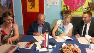 Potpisivanje protokola