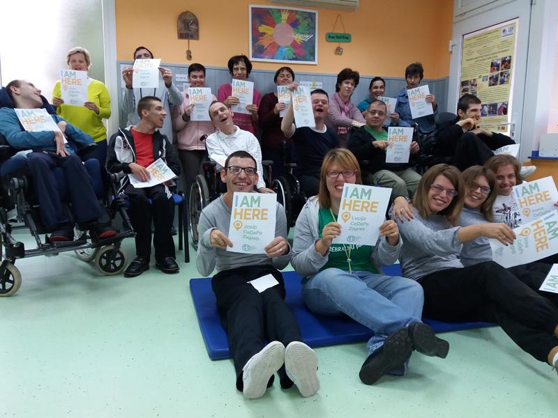 Druženje s cerebralnom paralizom