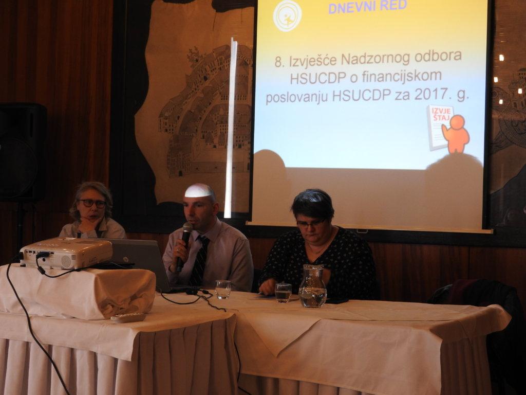 Održana Izborna sjednica Skupštine HSUCDP