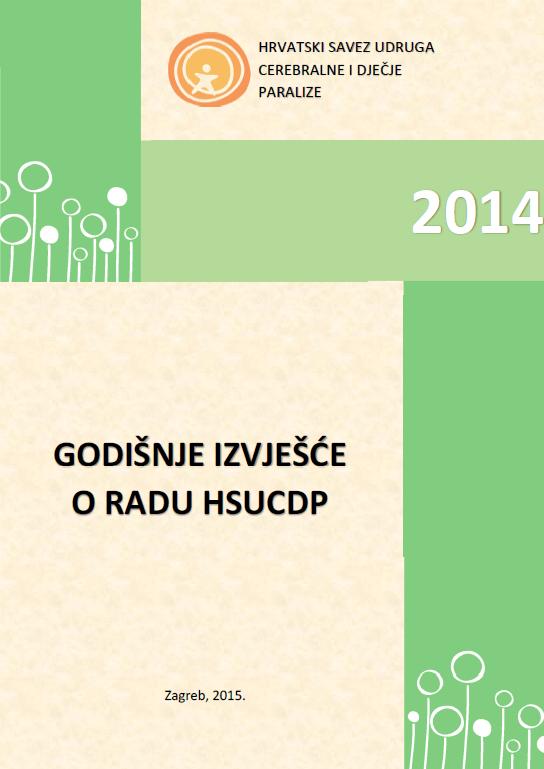 Godišnje izvješće o radu 2014