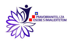 Pravobraniteljica za osobe s invaliditetom - logo