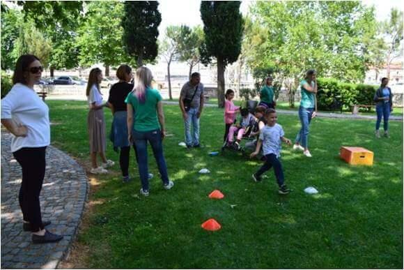 Obilježen Nacionalni dana osoba s cerebralnom paralizom u udrugama članicama