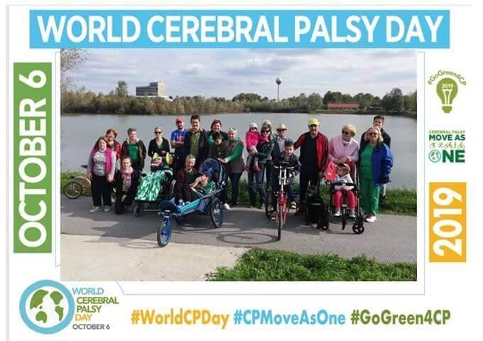 Obilježen svjetski dan cerebralne paralize
