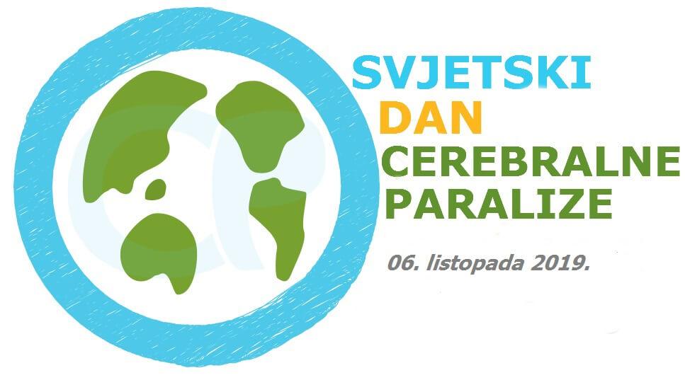 Logo Svjetski dan CP 06. listopada 2019
