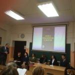 Predstavljanje sveučilišnog udžbenika