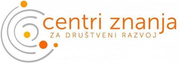 centar znanja za društveni razvoj logo