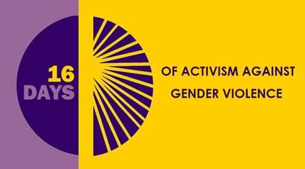 16 dana aktivizma protiv rodno uvjetovanog nasilja