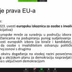 Edukacija o Europskojstrategiji o pravima osoba s invaliditetom za razdoblje 2021. – 2030