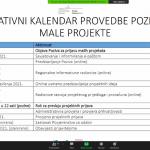 Online informativna radionica o Pozivu za prijavu malih projekata Fonda za aktivno građanstvo u Hrvatskoj