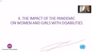 """Webinar """"Položaj žena s invaliditetom i COVID-19"""""""