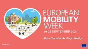 20. Europski tjedan mobilnosti 2021.